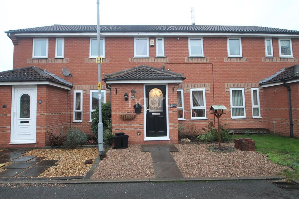3 Bedrooms Terraced House for sale in Simpson Close, Balderton