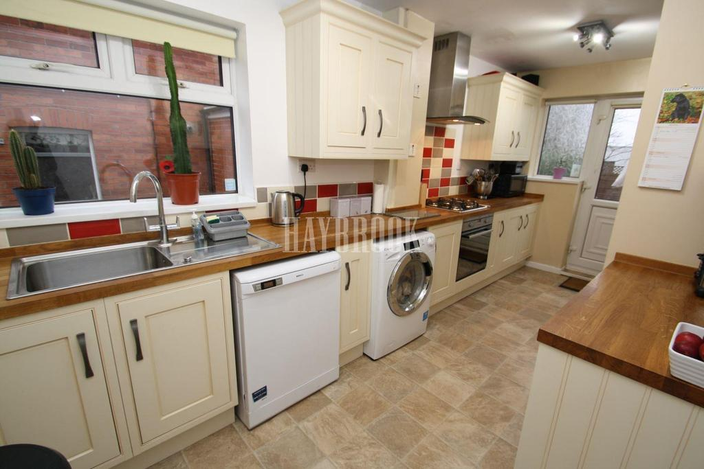 3 Bedrooms Semi Detached House for sale in Smalldale Road, Frecheville, S12