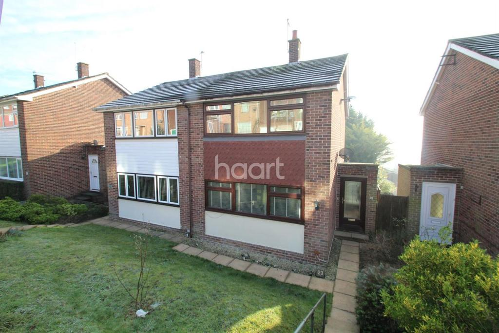 2 Bedrooms Semi Detached House for sale in Charles Drive, Rochester