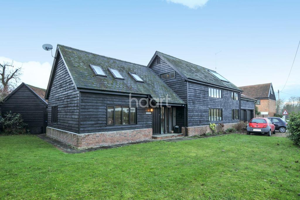 5 Bedrooms Detached House for sale in The Street, Chedburgh, Bury St Edmunds