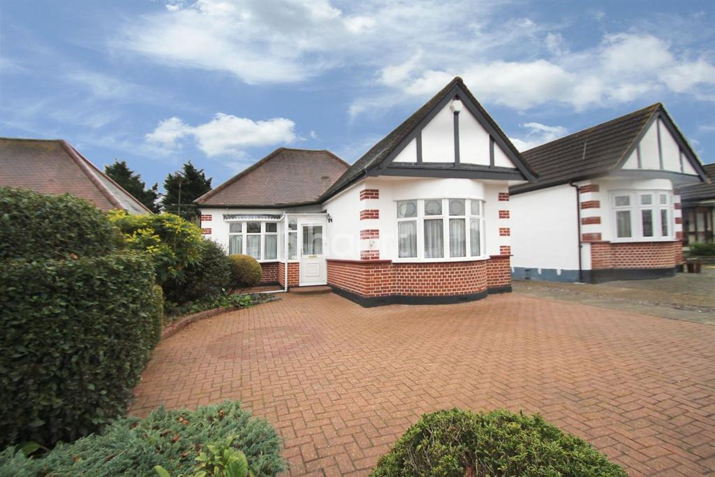 2 Bedrooms Bungalow for sale in Upland Court Road, Harold Wood