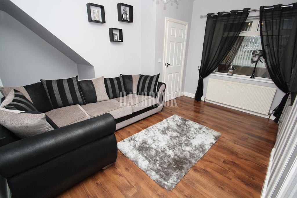 2 Bedrooms Terraced House for sale in Dagnam Road, Arbourthorne, S2