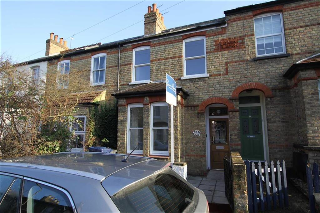 3 Bedrooms Terraced House for sale in Puller Road, High Barnet, Herts, EN5