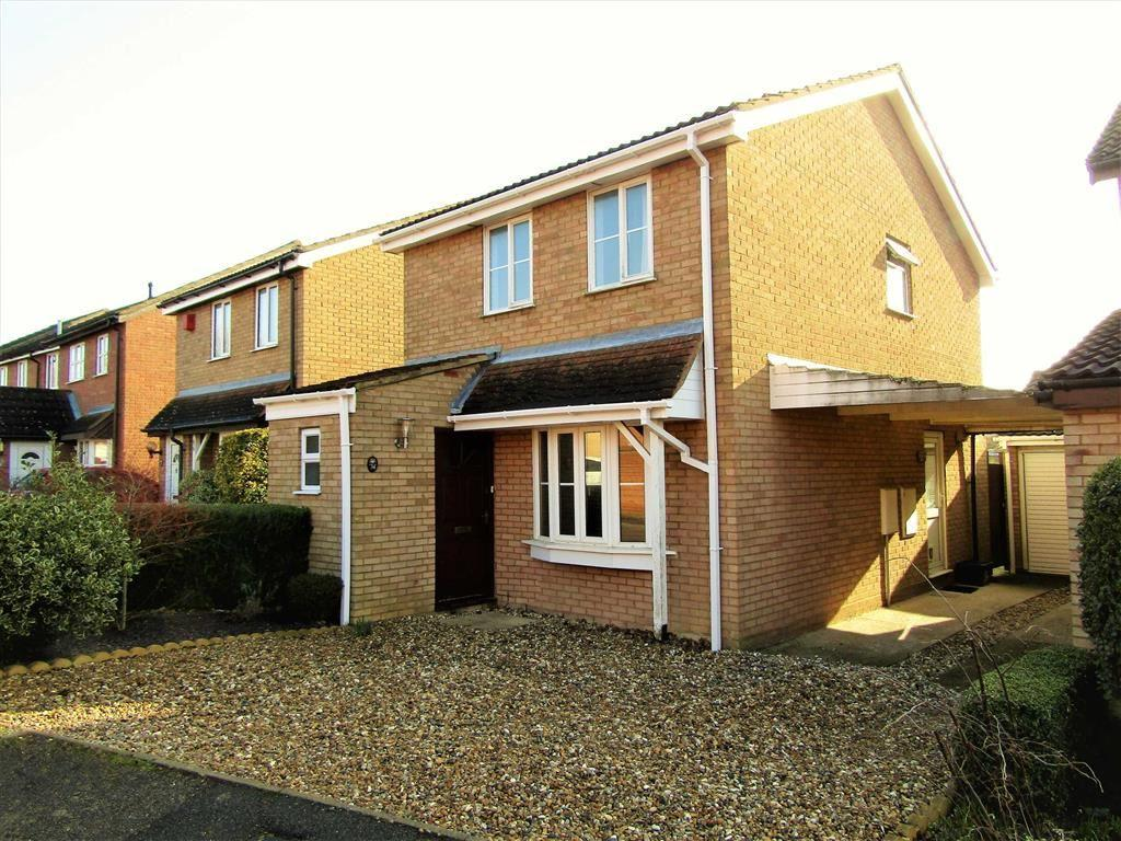 3 Bedrooms Detached House for sale in Armour Rise, Hitchin, SG4