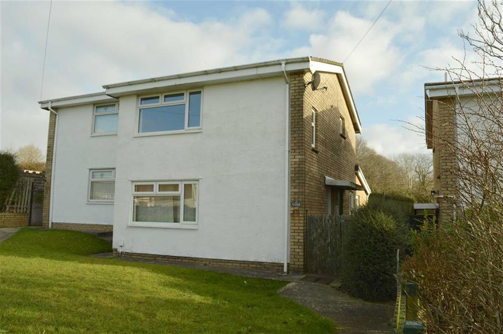 2 Bedrooms Semi Detached House for sale in Clos Rhandir, Swansea, SA4