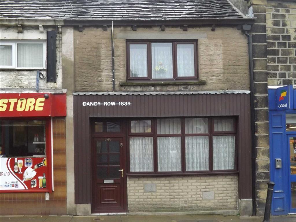 2 Bedrooms Cottage House for sale in Union Road, Oswaldtwistle