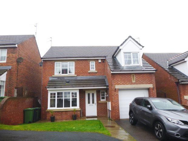4 Bedrooms Detached House for sale in KEDELSTON CLOSE, TUNSTALL GRANGE, SUNDERLAND SOUTH