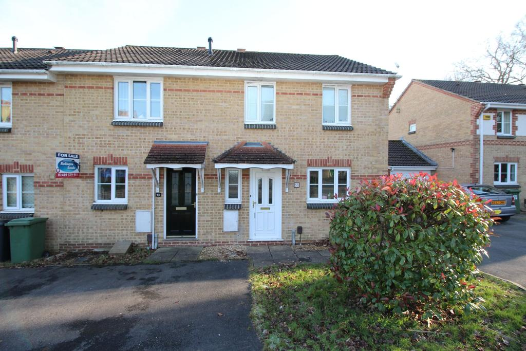 2 Bedrooms Terraced House for sale in Whiteley, Fareham