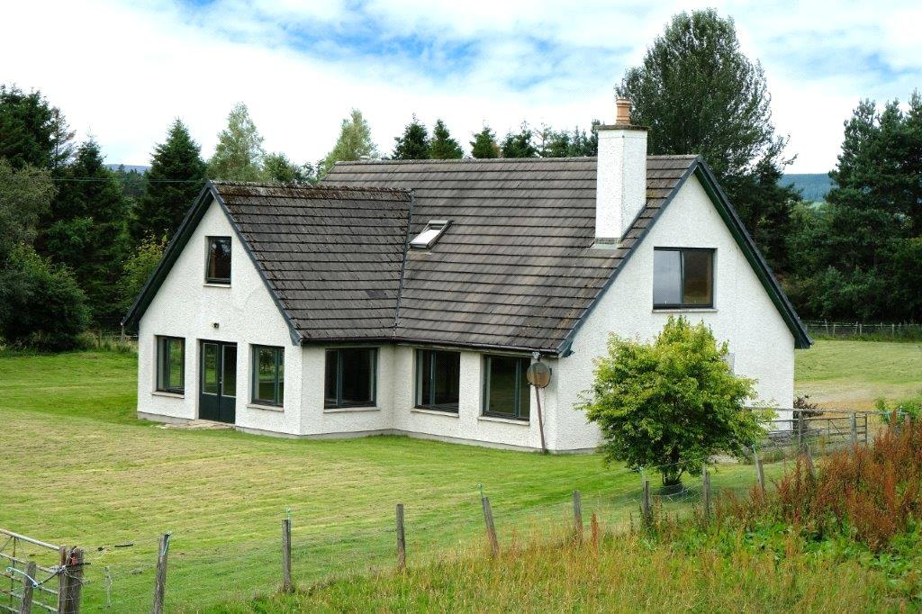 4 Bedrooms Equestrian Facility Character Property for sale in The Lade Lot 1, Cromdale, Grantown-on-Spey, Highland, PH26