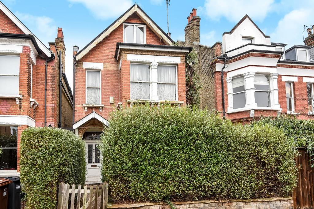 5 Bedrooms Detached House for sale in St. Marys Grove, Chiswick, W4