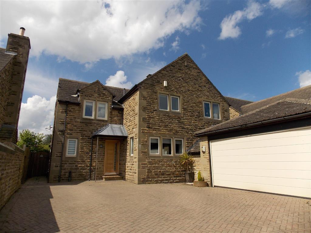 4 Bedrooms Detached House for sale in Finkle Street, Woolley, Wakefield, WF4