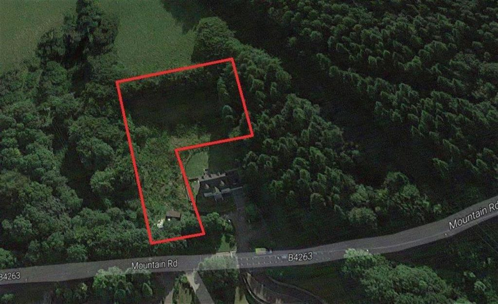 Land Commercial for sale in Mountain Road, Caerphilly, CF83