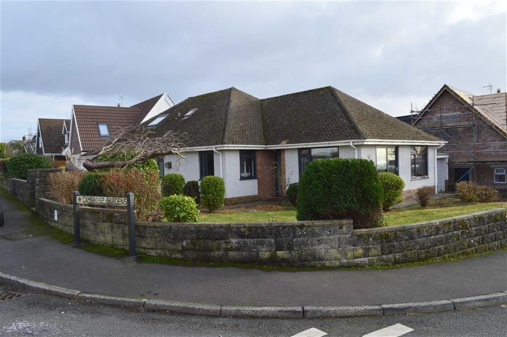 5 Bedrooms Detached Bungalow for sale in Cambridge Road, Langland, Swansea
