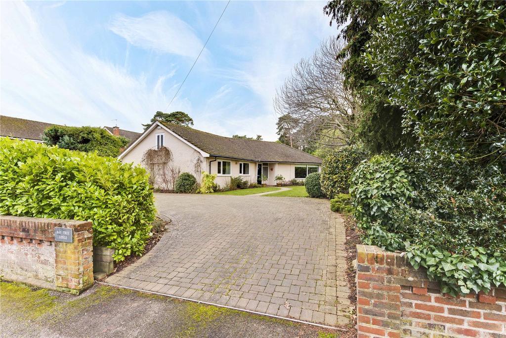 5 Bedrooms Detached House for sale in Gower Road, Weybridge, KT13