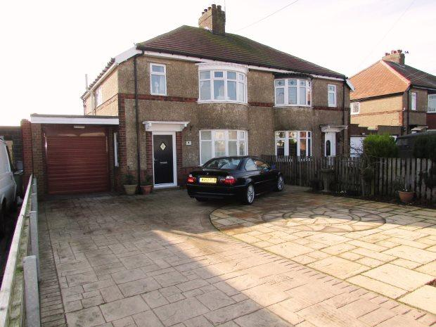 3 Bedrooms Semi Detached House for sale in STATION ROAD SOUTH, MURTON, SEAHAM DISTRICT