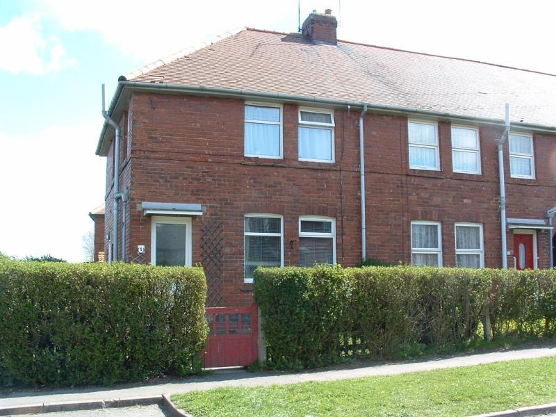 3 Bedrooms Terraced House for rent in WOOLNOUGH AVENUE, YORK, YO10 3RF
