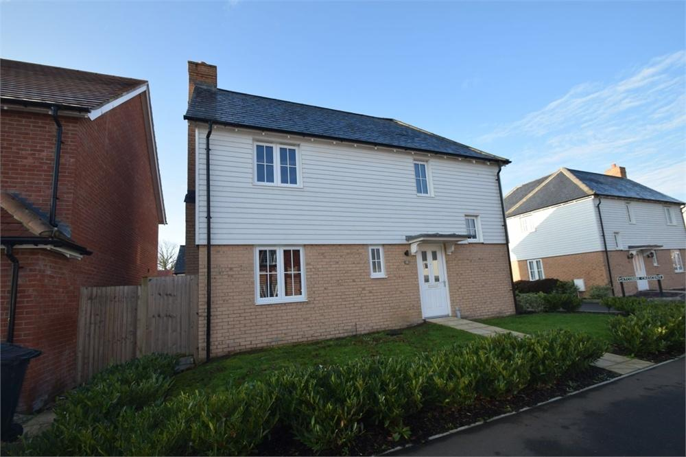 3 Bedrooms Detached House for sale in Kensington Way, Polegate, East Sussex