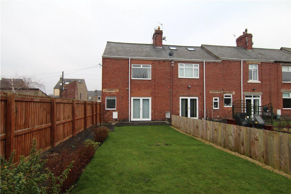2 Bedrooms End Of Terrace House for sale in Browns Terrace, Langley Park, Durham, DH7