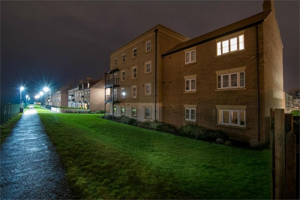 2 Bedrooms Flat for sale in Riverside, Boston, Lincolnshire