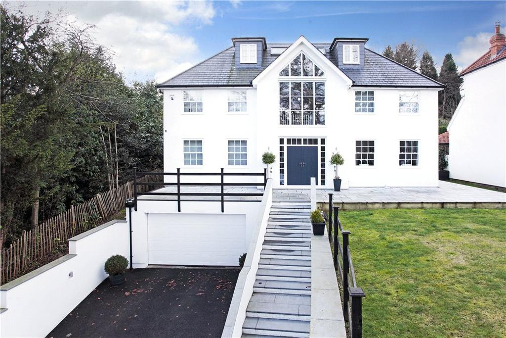 8 Bedrooms Detached House for sale in Oakhill Road, Sevenoaks, Kent, TN13
