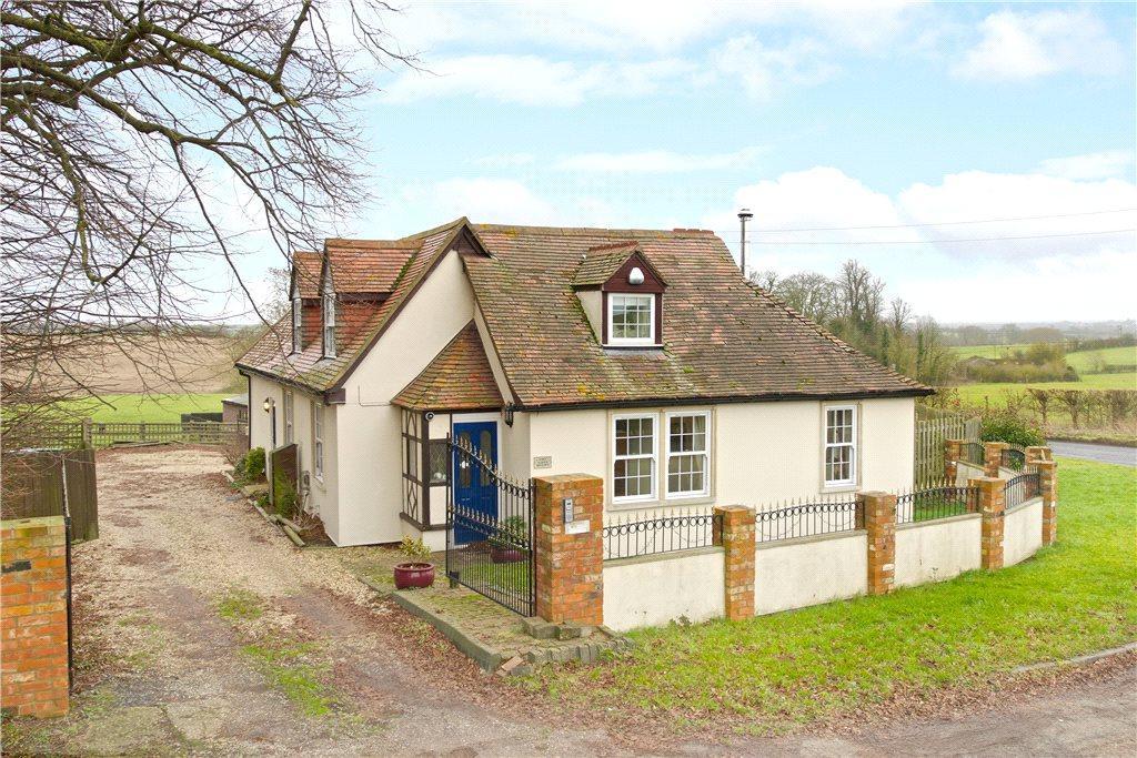 3 Bedrooms Detached House for sale in Bullington End, Hanslope, Hanslope