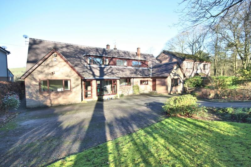 4 Bedrooms Detached House for sale in Langley Road, Langley, Macclesfield, SK11