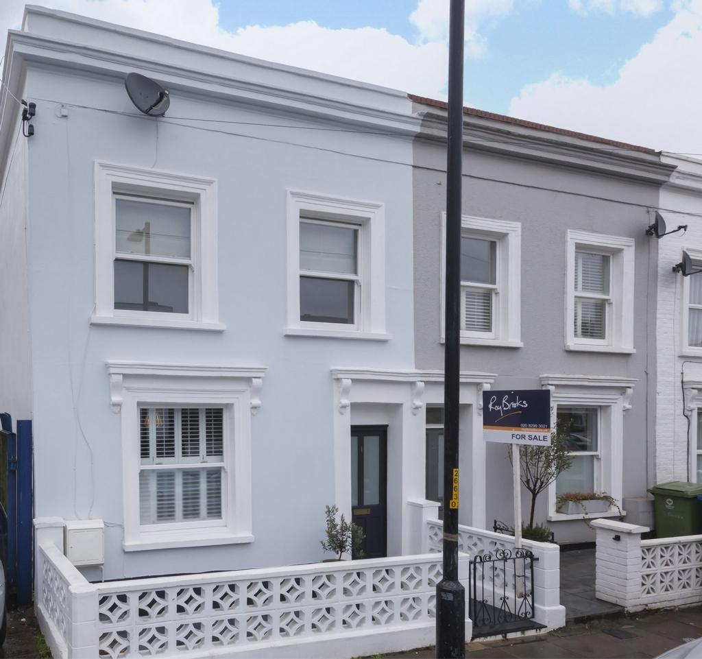 3 Bedrooms House for sale in Frogley Road, East Dulwich, SE22