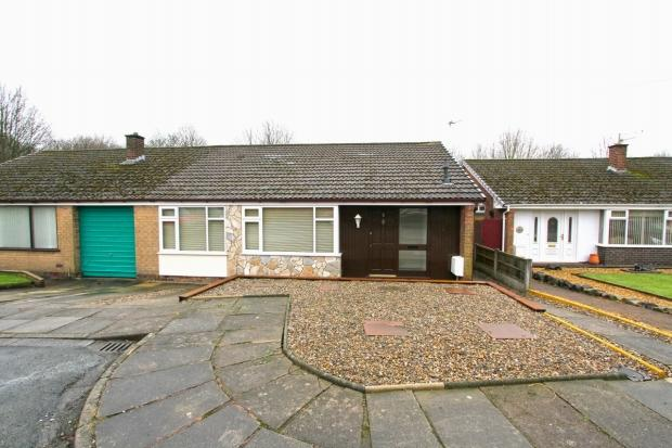 3 Bedrooms Semi Detached Bungalow for sale in Solway Close Ashton In Makerfield Wigan