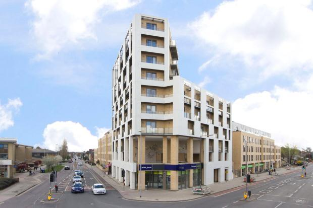 2 Bedrooms Apartment Flat for sale in Marque House, 143 Hills Road, Cambridge