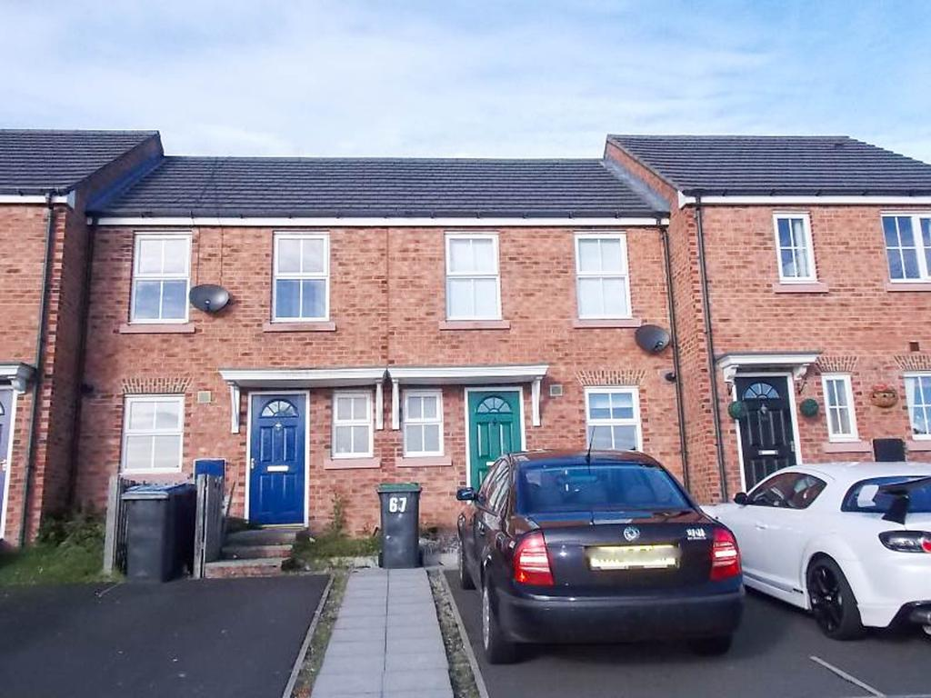 2 Bedrooms Terraced House for sale in Orwell Gardens, Stanley