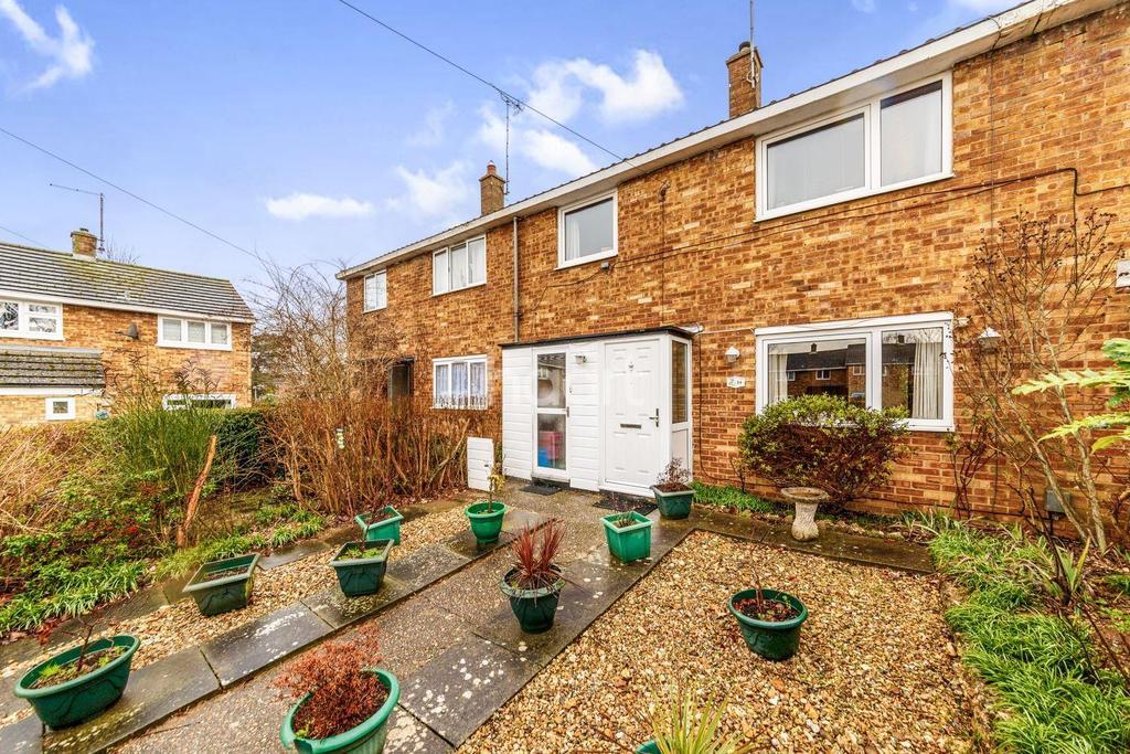 3 Bedrooms Terraced House for sale in Ashdown Road, Broadwater, Stevenage