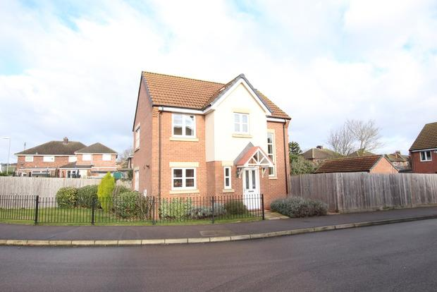 3 Bedrooms Detached House for sale in Holland Road, Melton Mowbray, LE13