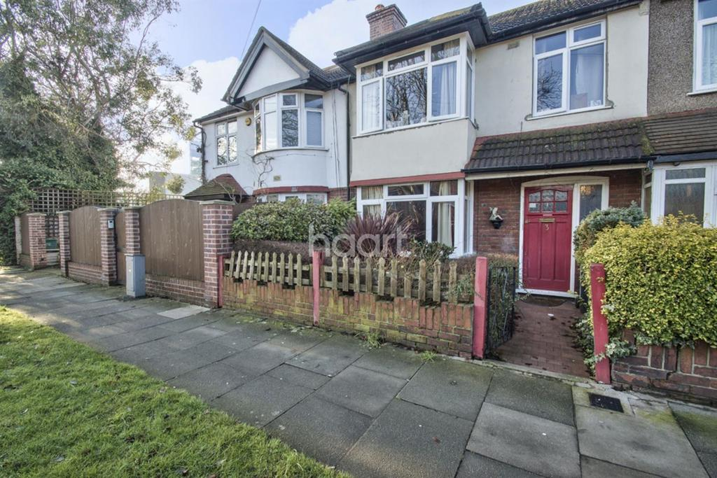 3 Bedrooms Terraced House for sale in Clayponds Avenue, Brentford