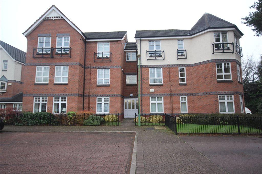 2 Bedrooms Apartment Flat for sale in Thorpe Court, Solihull, West Midlands, B91
