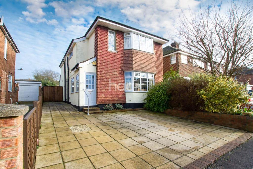 3 Bedrooms Detached House for sale in Sundown Avenue, Dunstable