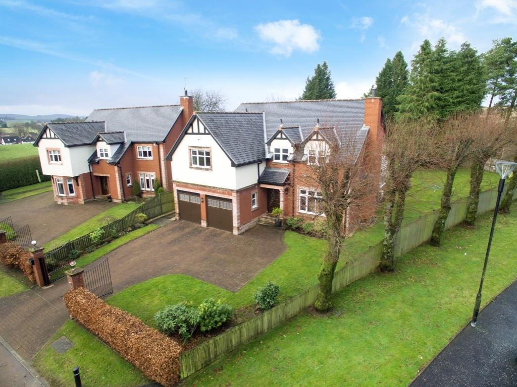 4 Bedrooms Detached House for sale in 39 Laurel Way, Quarriers Village, Bridge of Weir, PA11 3NH