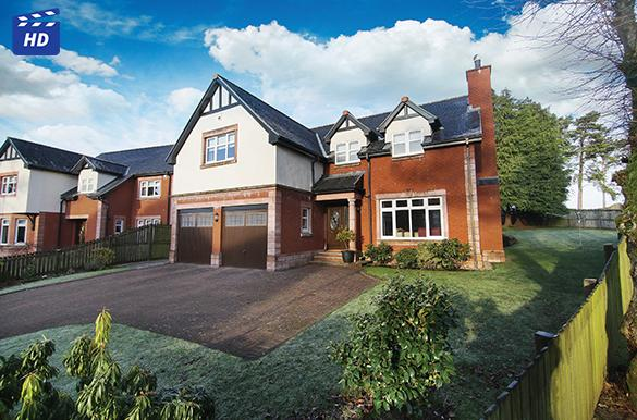 4 Bedrooms Detached House for sale in 39 Laurel Way, The Grange, PA11 3NH