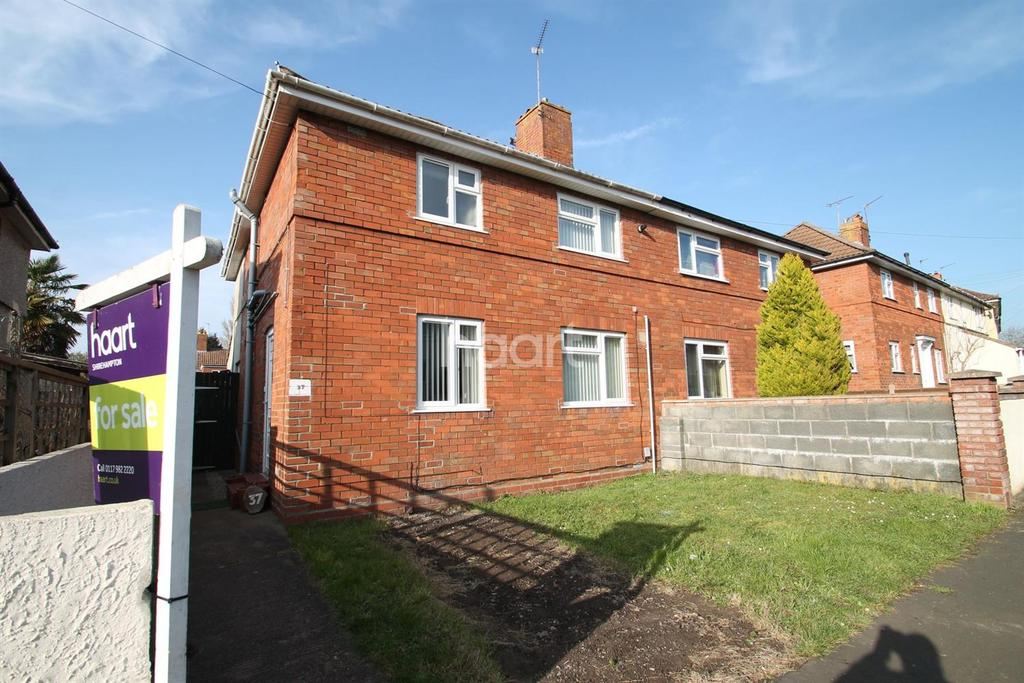 3 Bedrooms Semi Detached House for sale in Barrow Hill Road