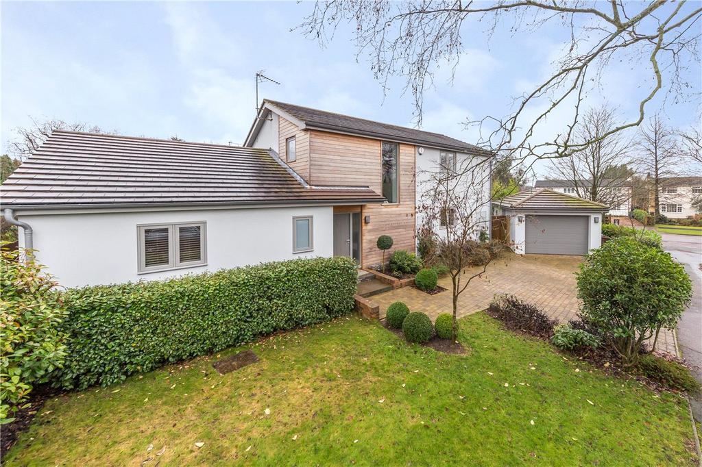 4 Bedrooms Detached House for sale in Brownfield Way, Wheathampstead, St. Albans, Hertfordshire