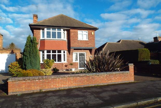 3 Bedrooms Detached House for sale in Kevin Road, Wollaton, Nottingham, NG8