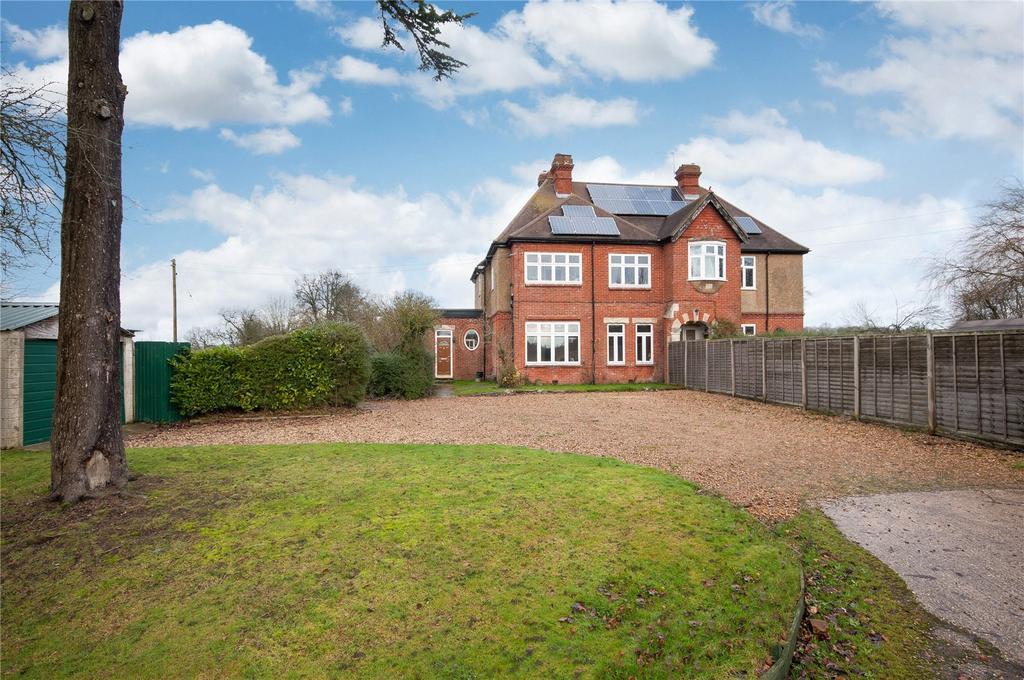 4 Bedrooms Semi Detached House for sale in Upper Oakdale Cottages, Weare Street, Ockley, Dorking, RH5