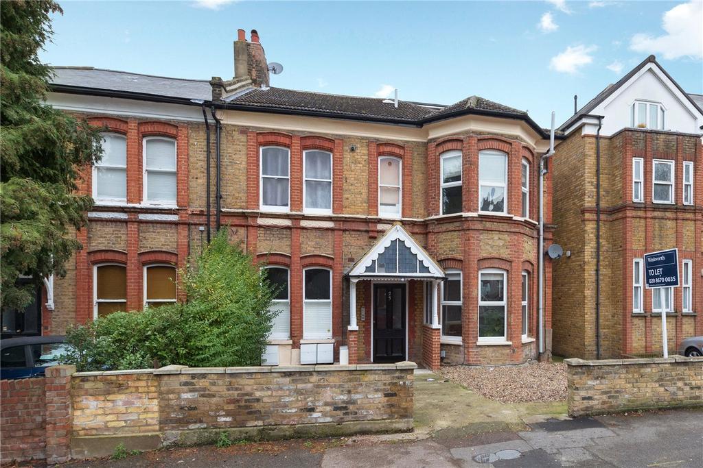 2 Bedrooms Flat for sale in Elmcourt Road, London, SE27
