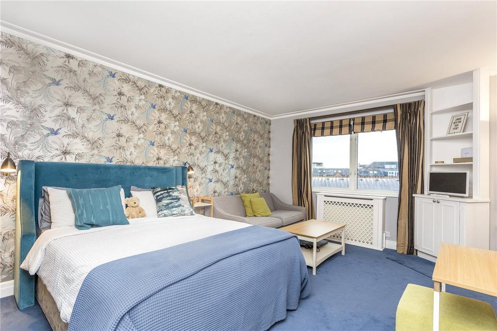 Studio Flat for sale in Prospect Quay, 98 Point Pleasant, London, SW18