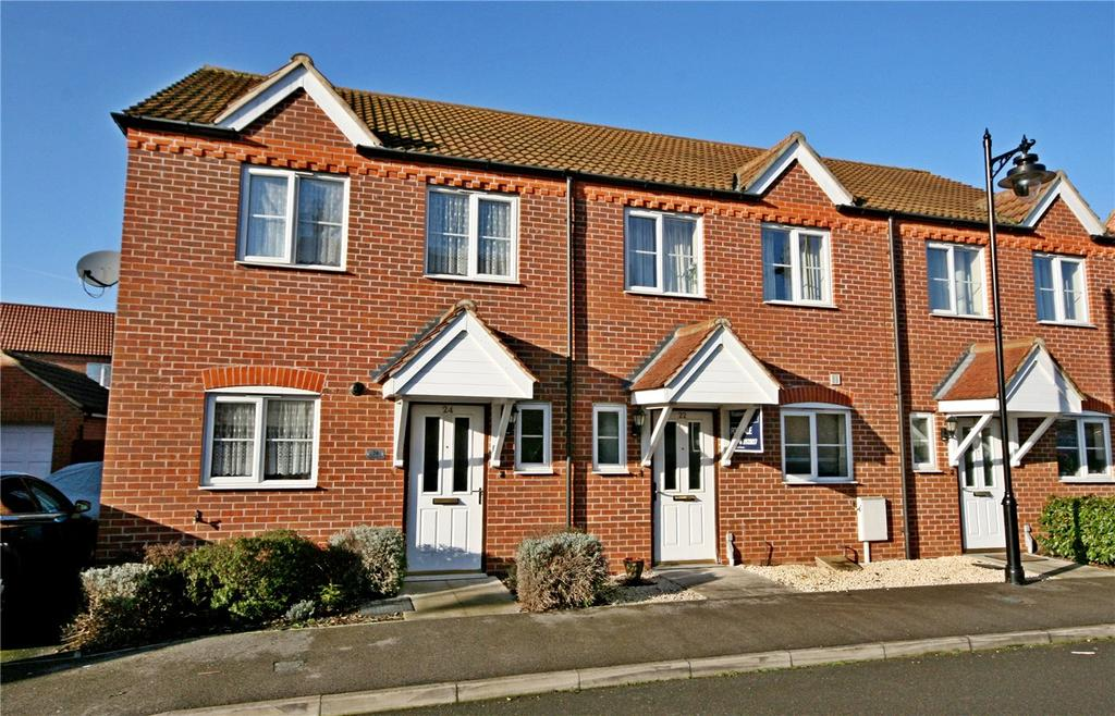 2 Bedrooms Terraced House for sale in Elsea Park Way, Bourne, PE10
