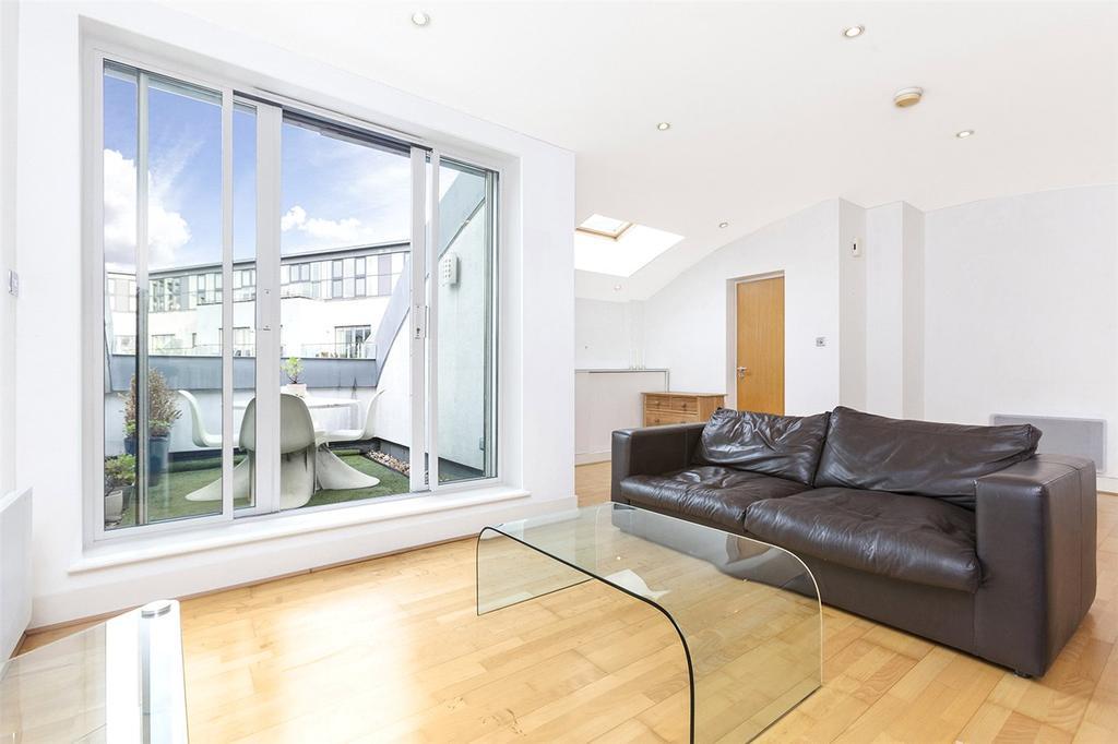 2 Bedrooms Flat for sale in Angel Southside, Owen Street, London, EC1V