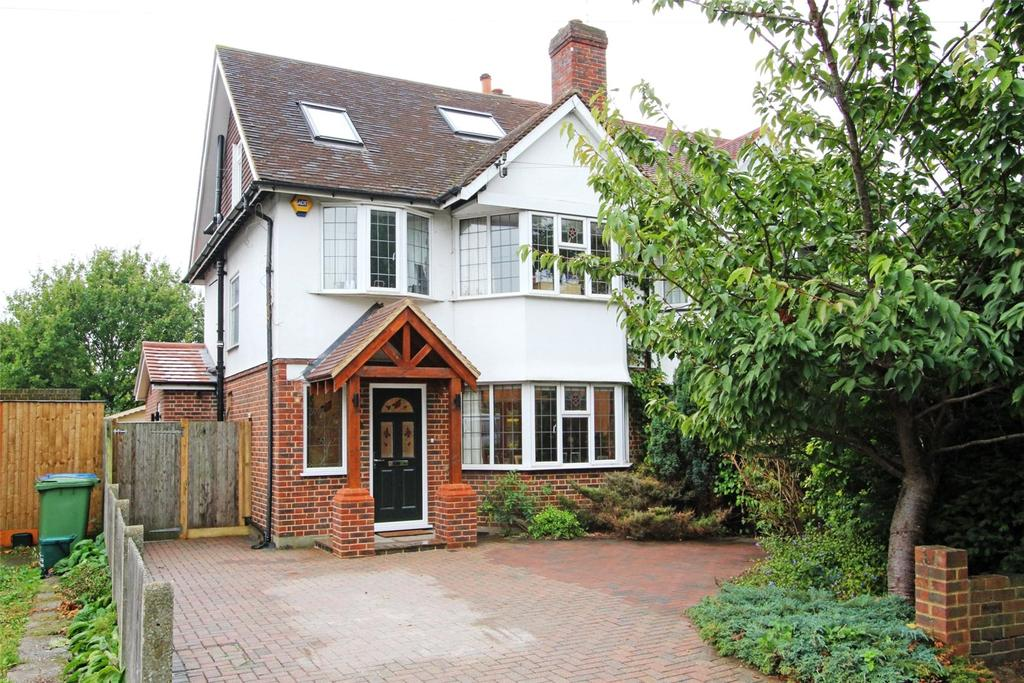 4 Bedrooms Semi Detached House for sale in Ewell Road, Long Ditton, Surbiton, KT6