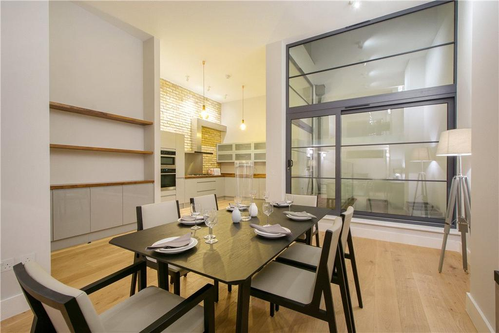 4 Bedrooms Terraced House for sale in Elizabeth Avenue, London, N1
