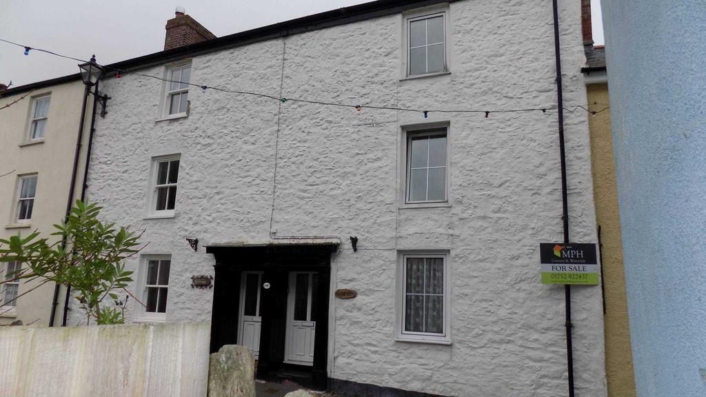 3 Bedrooms Terraced House for sale in Armada Road, Cawsand