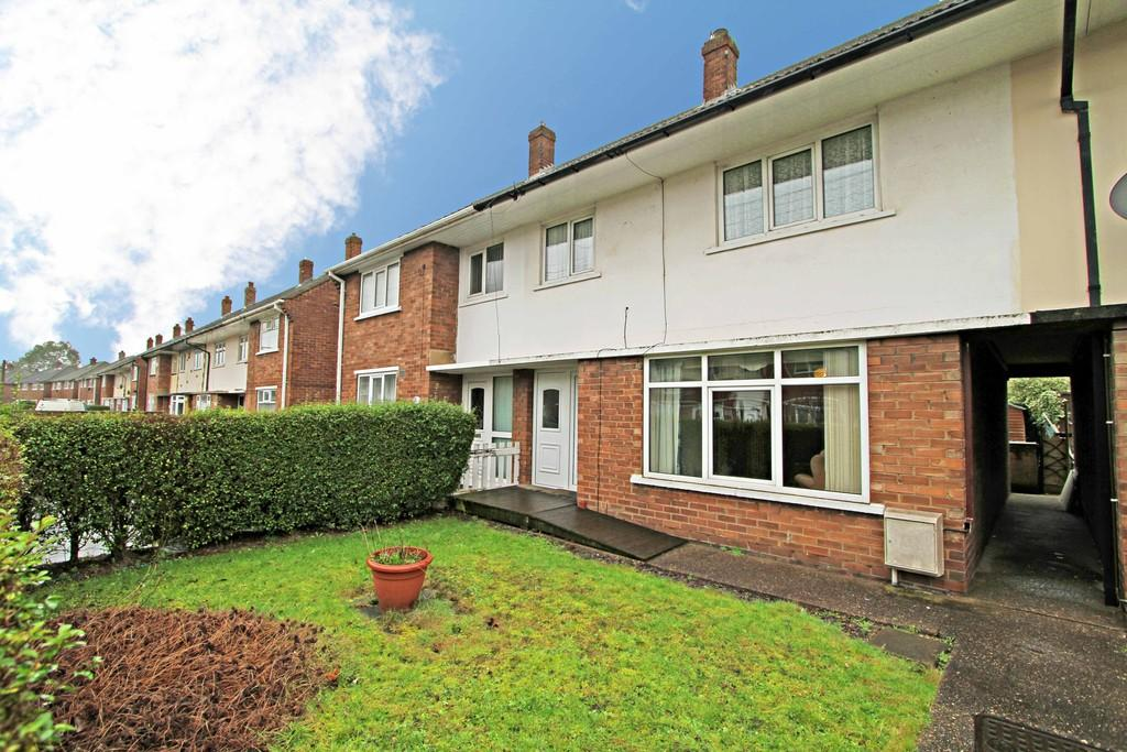 3 Bedrooms Terraced House for sale in Westminster Crescent, Intake, DN2 6PJ