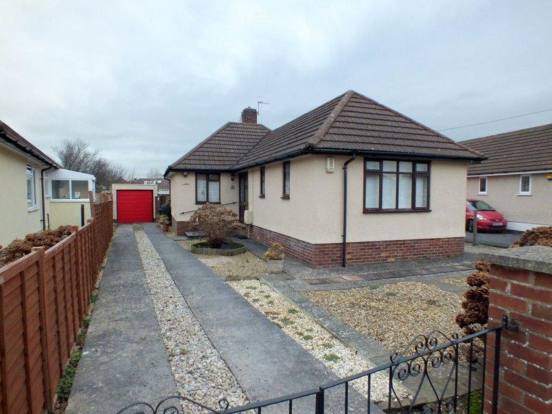 2 Bedrooms Detached Bungalow for sale in Newbourne Road, Weston Super Mare, North Somerset, BS22